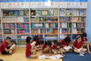 """Thư viện Hà Nội tiếp nhận """"Tủ sách của những ước mơ"""""""