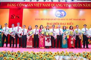 Đại hội Đảng bộ cơ quan Sở VHTT Hà Nội nhiệm kỳ 2020-2025 thành công tốt đẹp