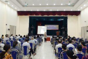 Quận Cầu Giấy hưởng ứng Tháng hành động phòng, chống bạo lực gia đình và Ngày Gia đình Việt Nam