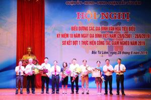 Huyện Phú Xuyên: Điểm sáng trong phong trào xây dựng đời sống văn hóa