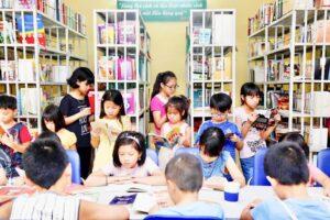 Hà Đông nâng cao hiệu quả hoạt động thư viện
