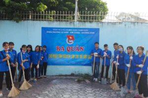 Xây dựng nếp sống văn minh tại quận Thanh Xuân