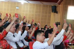 Đảng bộ Sở VHTT Hà Nội phấn đấu hoàn thành 10 mục tiêu đặt ra trong nhiệm kỳ 2020-2025