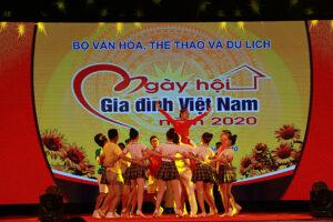 """Khai mạc """"Ngày hội Gia đình Việt Nam năm 2020"""""""