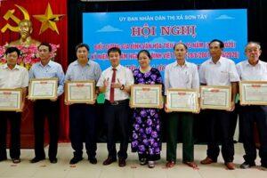 Sơn Tây kỷ niệm 19 năm Ngày Gia đình Việt Nam