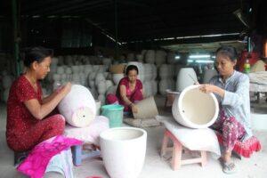 Hỗ trợ xây dựng thương hiệu làng nghề năm 2020