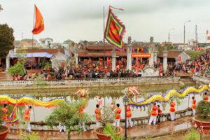 Phường Cự Khối, quận Long Biên phát huy giá trị các lễ hội truyền thống