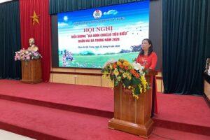 Quận Hai Bà Trưng khen thưởng 180 gia đình CNVCLĐ tiêu biểu