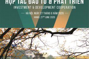 """Tuyên truyền, cổ động trực quan phục vụ Hội nghị """"Hà Nội 2020- Hợp tác đầu tư và phát triển"""""""