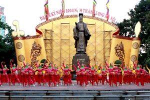 Tổ chức các hoạt động kỷ niệm 1010 năm Thăng Long – Hà Nội
