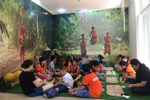 """""""Ngày hội gia đình"""" tại Làng Văn hóa – Du lịch các dân tộc Việt Nam"""