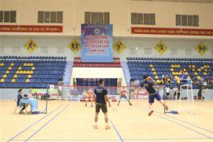 Huyện Gia Lâm tổ chức thành công Giải cầu lông vô địch Cúp các CLB năm 2020