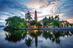 Hà Nội được đánh giá là một trong những điểm đến hấp dẫn nhất châu Á