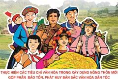 Huyện Ba Vì đẩy mạnh việc tang văn minh