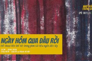 Chiếu 5 phim tài liệu ngắn từ các khóa học làm phim tại Hà Nội