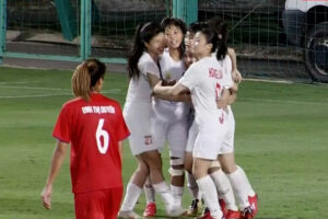 Hà Nội I Watabe vào bán kết giải bóng đá Nữ Cúp Quốc gia 2020