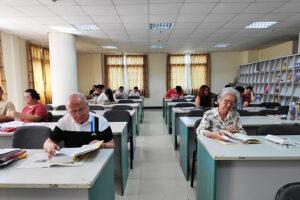 Tăng cường hoạt động phục vụ người cao tuổi trong các thư viện công cộng