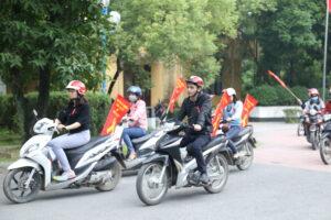 Huyện Thường Tín đẩy mạnh thực hiện 3 mô hình tuyên truyền 2 bộ Quy tắc ứng xử của thành phố
