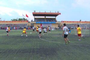 Giải Bóng đá thanh niên huyện Ba Vì năm 2020
