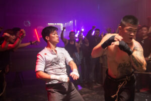 'Đỉnh mù sương' hứa hẹn là bộ phim khác biệt với sự tham gia của các ngôi sao võ thuật châu Á