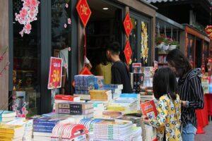 Hấp dẫn nhiều hoạt động tại phố sách Hà Nội hè 2020