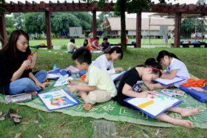 """Nhiều hoạt động hấp dẫn dành cho các em nhỏ trong """"Mùa hè trong em"""""""