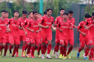 Triệu tập 48 cầu thủ U22 Việt Nam cho chiến dịch SEA Games 31