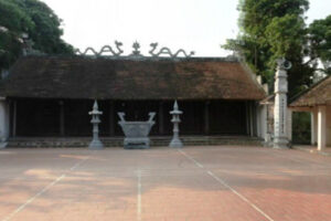 Bộ VHTTDL thẩm định Dự án tu bổ, tôn tạo di tích chùa Quỳnh Đô (huyện Thanh Trì)