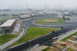 F1 Hà Nội không có mặt trong các chặng đua của năm 2020