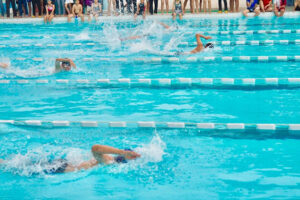 Tạm hoãn giải Bơi học sinh phổ thông toàn quốc năm 2020 do Covid-19
