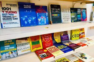 Một không gian sách thân thiện