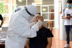 U22 Việt Nam hội quân tại Hà Nội được hỗ trợ xét nghiệm SARS-CoV-2