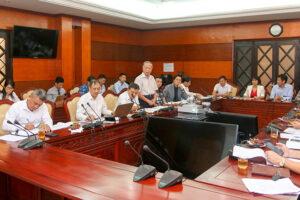 Gấp rút chuẩn bị cho giải chạy VPBank Hanoi Marathon 2020