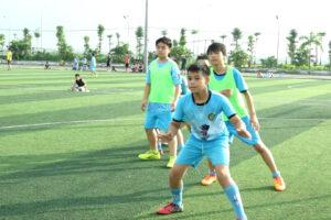 Giải bóng đá các lớp năng khiếu trẻ huyện Thanh Oai lần thứ I
