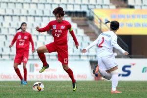 Hà Nội I Watabe thắng đậm trong ngày khai mạc Giải bóng đá nữ VĐQG 2020
