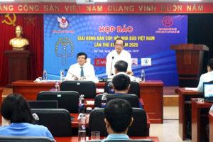 Hơn 200 VĐV tranh tài tại Giải Bóng bàn Cúp Hội Nhà báo Việt Nam lần thứ XIV