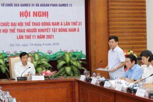 Hà Nội đang chuẩn bị mọi mặt cho SEA Games 31