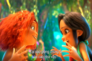 'Gia đình Croods: Kỷ nguyên mới' tung trailer hài hước, hé lộ ngày trở lại của đại gia đình tiền sử