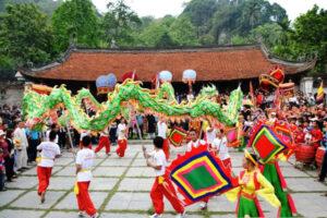 Quốc Oai xây dựng, nâng cao đời sống văn hóa