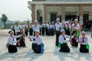 Xã Ba Trại (huyện Ba Vì) giữ gìn nét văn hóa truyền thống