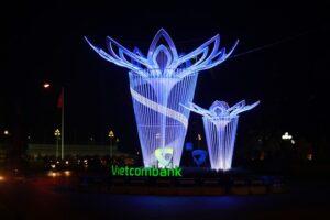 Thư mời tham gia trang trí chiếu sáng thành phố Hà Nội chào năm mới 2021