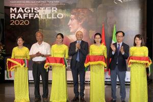 Cơ hội chiêm ngưỡng những kiệt tác của danh họa Raphael tại Hà Nội
