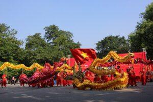 13 đội Rồng sẽ tham dự Liên hoan Nghệ thuật Múa rồng Hà Nội năm 2020