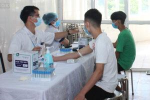 Hà Nội tổ chức khám sức khỏe cho vận động viên