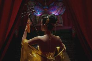 Phim 'Kiều' hé lộ những hình ảnh đầu tiên