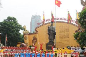 Triển khai nhiệm vụ tổ chức Lễ kỷ niệm 1010 năm Thăng Long – Hà Nội