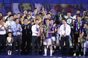 Hà Nội FC vô địch Cúp quốc gia 2020
