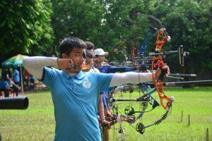 Hà Nội thi đấu vượt trội tại Giải Vô địch trẻ Bắn cung quốc gia 2020