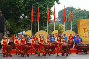 Nhiều hoạt động nghệ thuật hấp dẫn diễn ra trong Tuần văn hóa chào mừng 1010 năm Thăng Long – Hà Nội