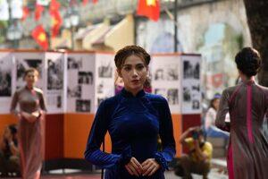 """Trưng bày """"Hà Nội ngày ấy"""" và Trình diễn thời trang """"Sắc 20"""" nhân kỷ niệm 66 năm ngày Giải phóng Thủ đô"""